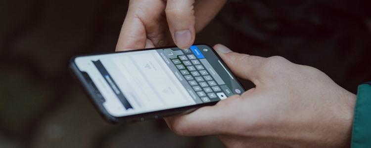 Пополнение Вебмани с мобильного