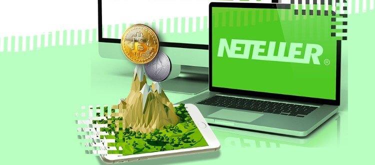 Вывод денег с электронного счета Neteller