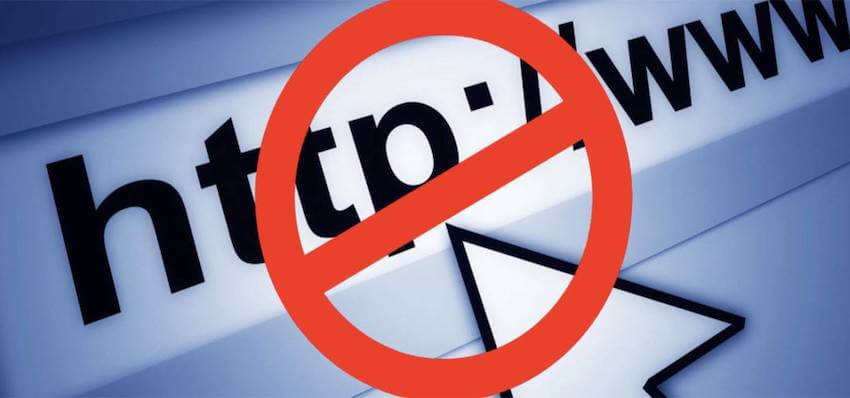 Сайт заблокирован хостинг провайдером