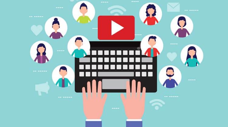 Видеосообщение в Телеграмм с компьютера