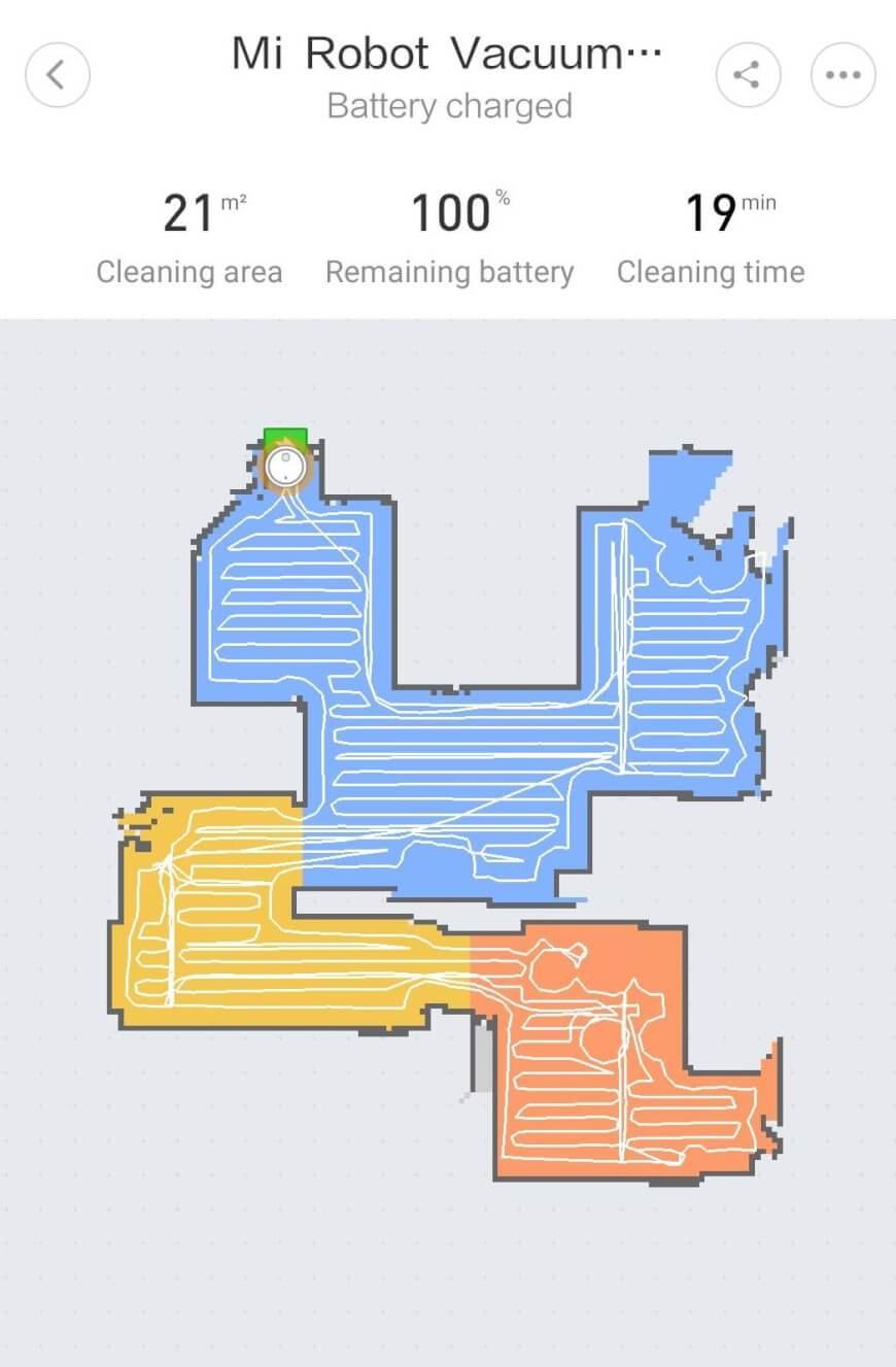 Карта помещения