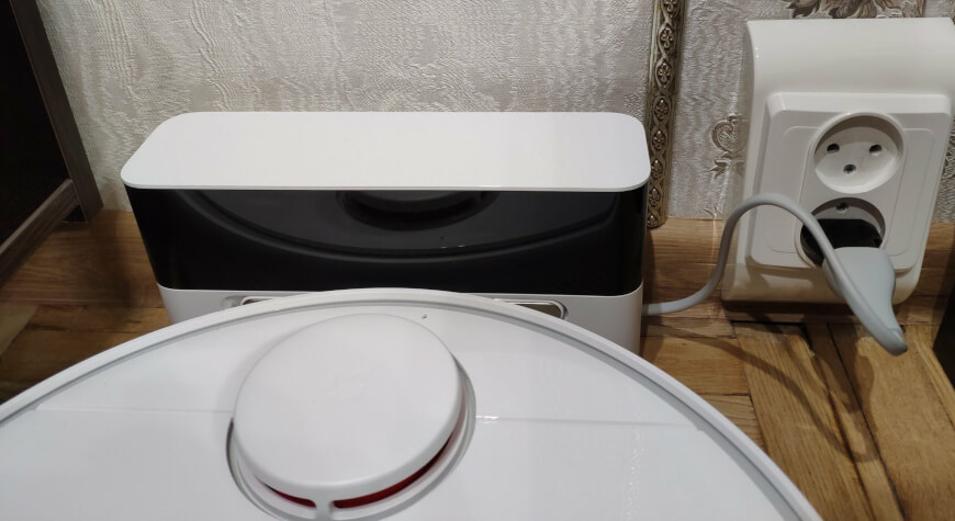 комплекация Xiaomi mi robot vacuum cleaner 1s
