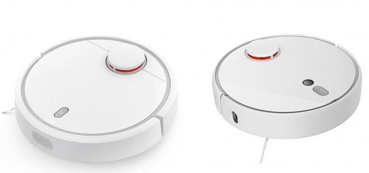 Отличие Xiaomi mi robot vacuum cleaner