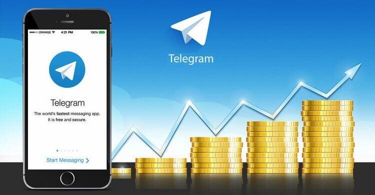 Размещение рекламы на Телеграмм канале