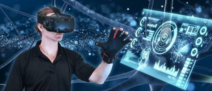 Разработчик виртуальной реальности