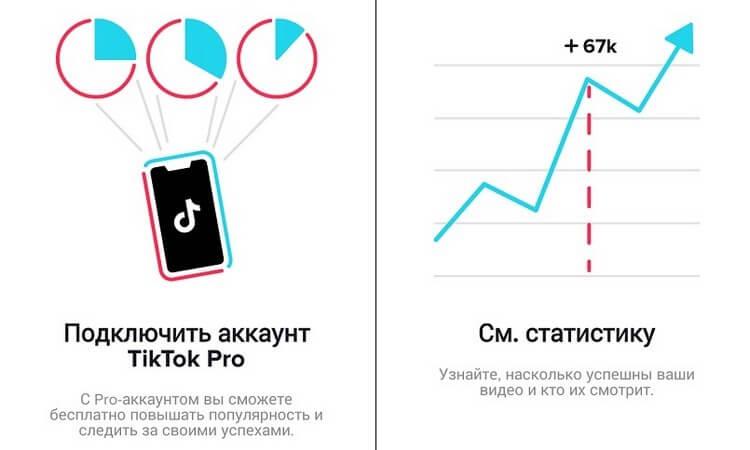 Пошаговая инструкция подключения ПРО аккаунта в Тик Ток