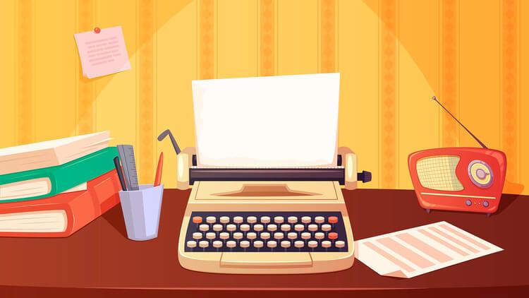 Главное в обучении - писать