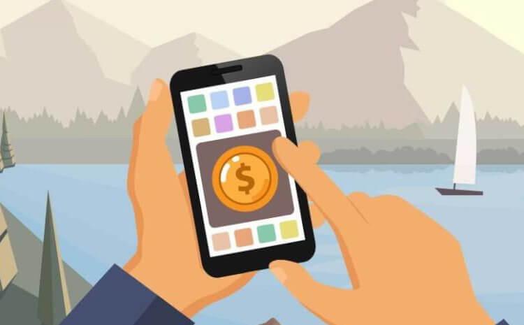 Сколько получает разработчик мобильных приложений
